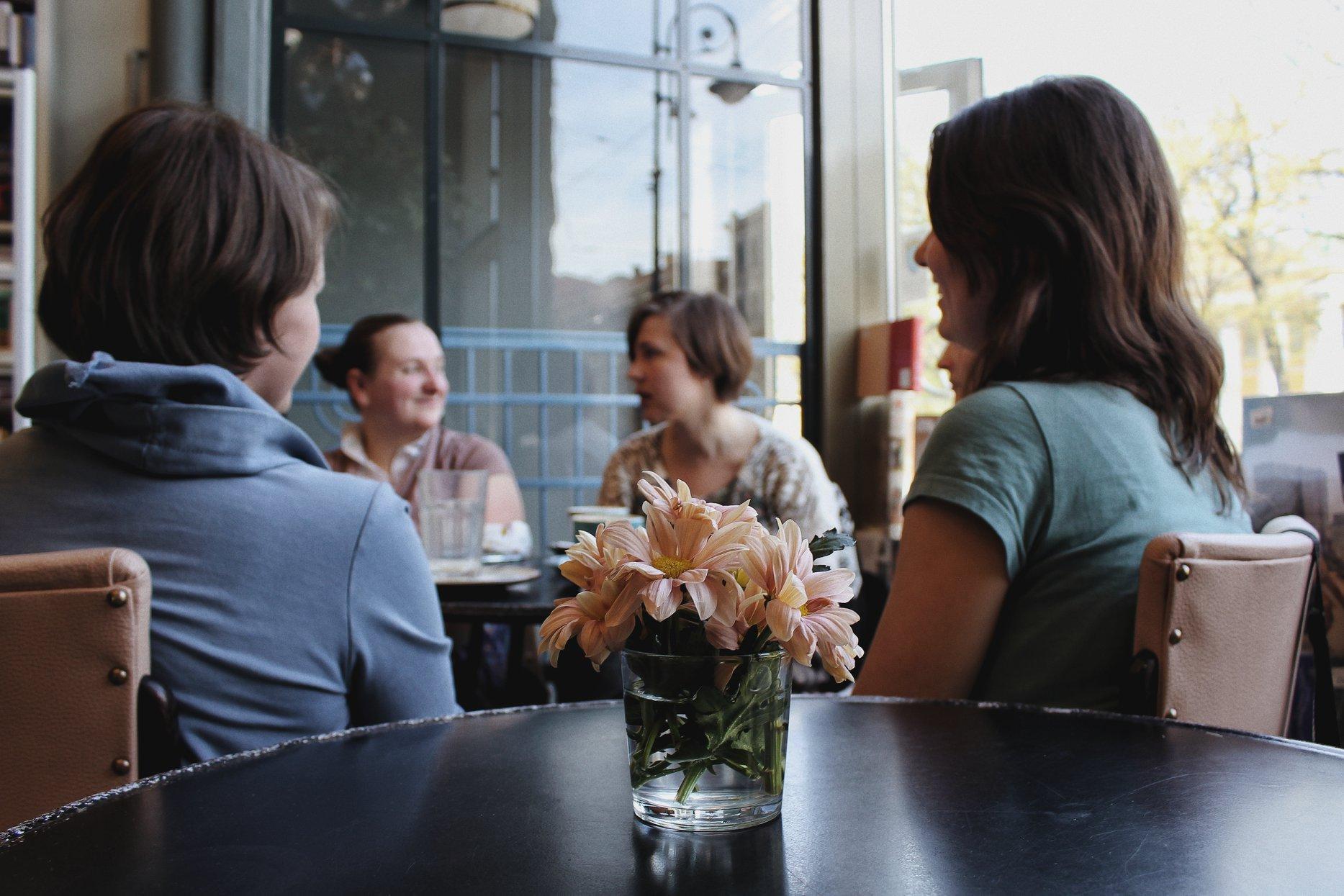 встреча блогеров поддерживающее окружение блог Лены Леоновой
