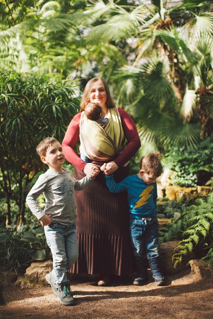 Лена Леонова обо мне с детьми