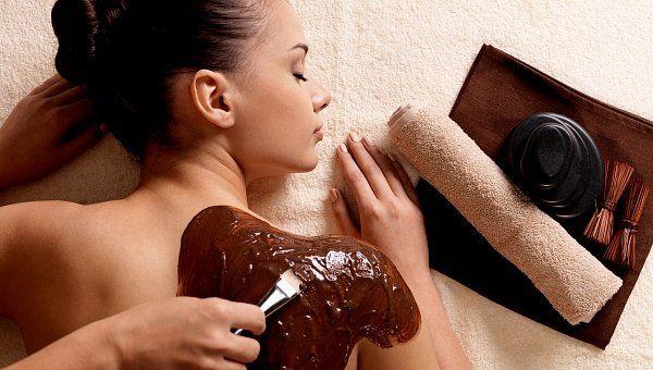 Дело для тела №9 — шоколадное расслабление в Amoveo spa
