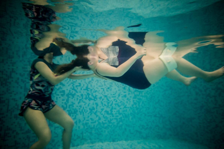 Ватсу — уникальный массаж в воде