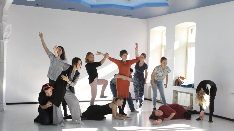 Мамтеатр: Актерский мастер-класс по работе с голосом. Поиск своего звучания
