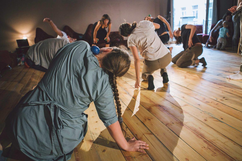 Жонглирование — красивый трюк или инструмент работы с телом?