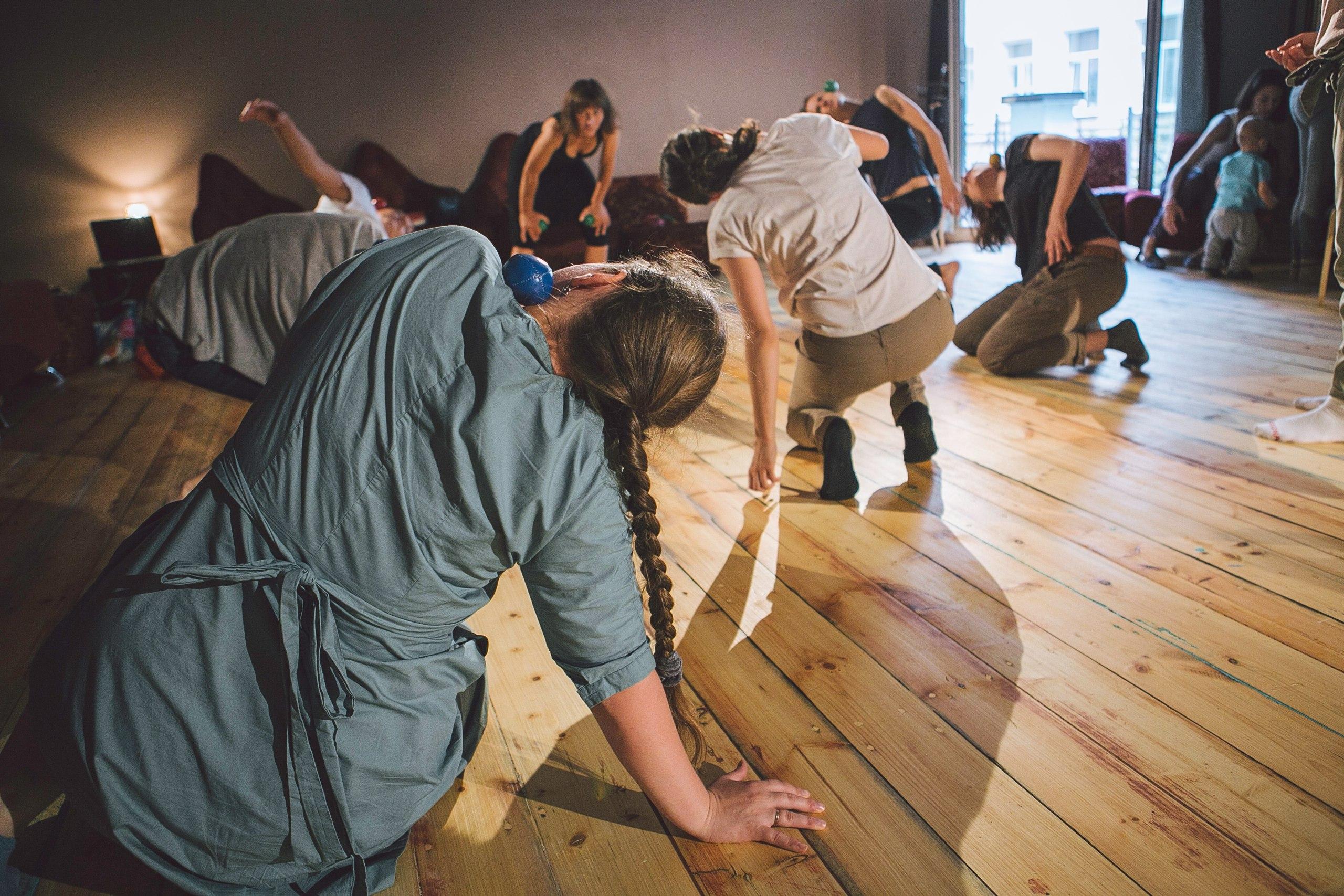 мамтеатр жонглирование отзыв блог Лены Леоновой