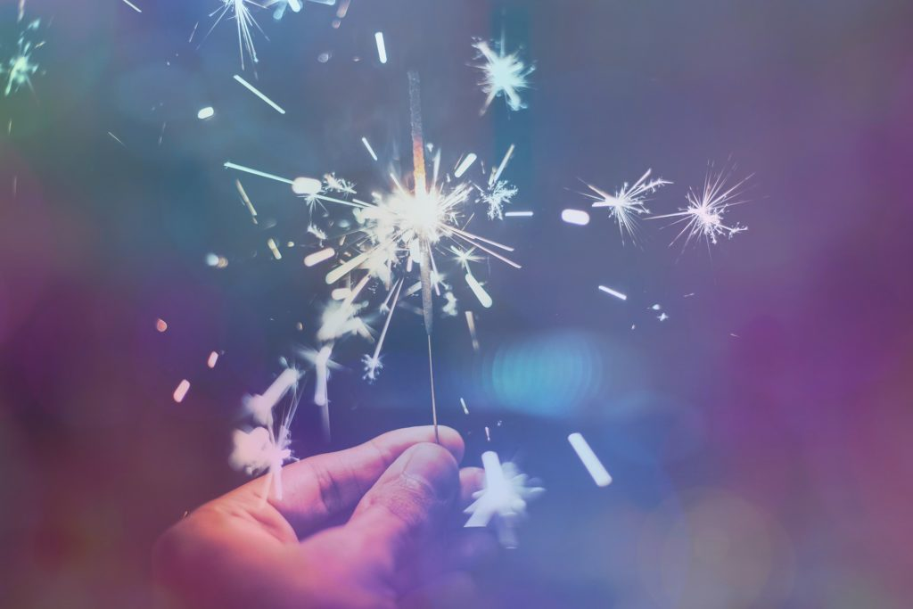 бенгальский огонь 30 способов отпраздновать